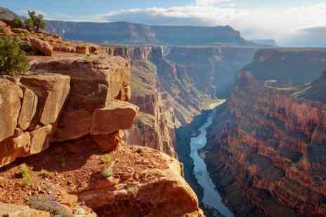 USA Road Trip - Fourteen nights Stay roundtrip of Cali Arizona Utah and Nevada including flights and car rental - Save 0%