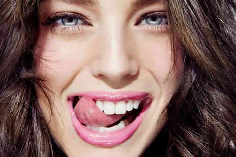 Bright White Smiles - Laser teeth whitening treatment with a full consultation - Save 75%
