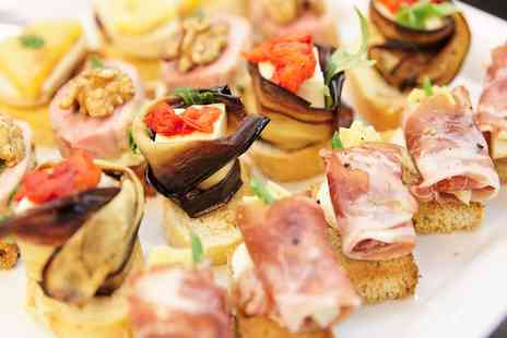 Bar Brig - Sharing Platter with Wine for Two  - Save 57%
