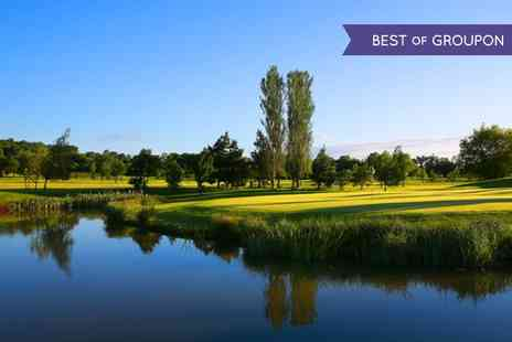 The Westerwood Hotel  - One or Two 18 Hole Rounds of Golf, Meal and Drink   - Save 0%