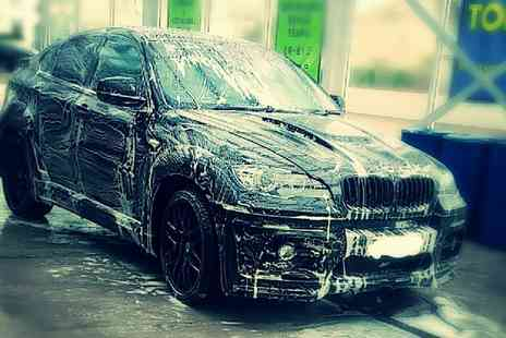 Sparkle Car Wash & Valet Centre - Wash and Go or a Gold Valet   - Save 34%