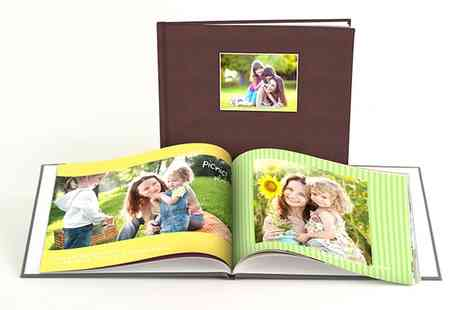 Photobook - Personalised Debossed Hardcover Photobook - Save 82%