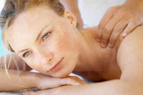 Elisha Hair and Beauty - Stress Relief or Deep Massage - Save 53%