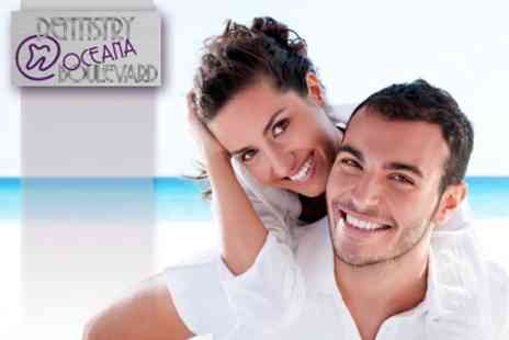 Dentistry @ Oceana Boulevard - Full Dental Examination With Treatment Plan, Stain Removal and Polish for £29  - Save 73%