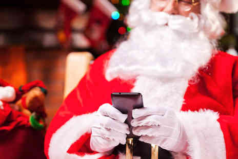 Personalised Santa Letter - A Phone Call from Santa - Save 30%