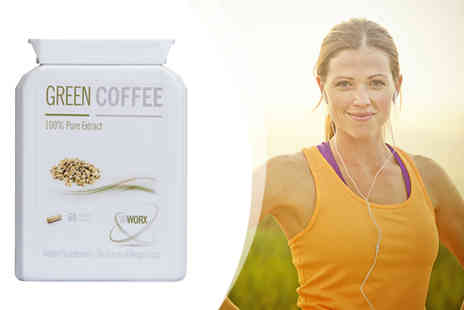 Aneeks - Green Coffee Bean Extract Capsules - Save 56%