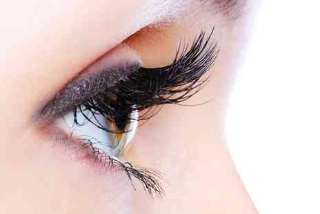 The Lady Garden Beauty Rooms - Eyelash Extensions with Optional Infills  - Save 60%