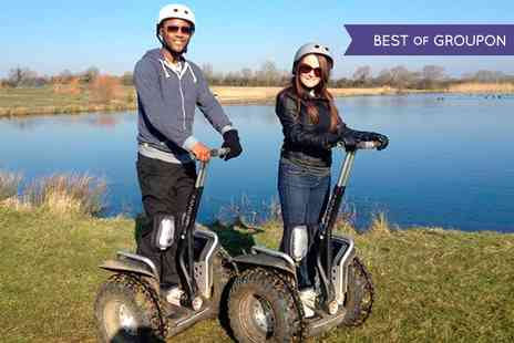 Experience The Country - Segway Experience For Two - Save 55%