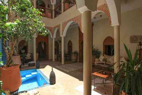 Riad Zen House - One to Nine or Fouteen Nights stay For 2 Adults and 1 Child With Breakfast and Dinner - Save 0%