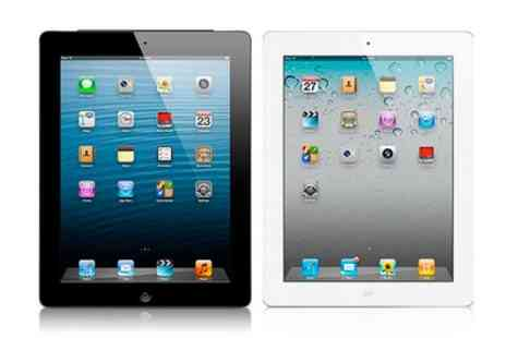 BestBuyPhoto - Certified Refurbished Apple iPad 4 128GB Wi-Fi With Free Delivery - Save 0%