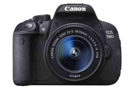 PhotoDirect - Canon EOS 700D Digital SLR With Free Delivery - Save 17%
