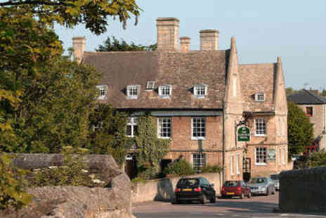 The Haycock Hotel - One or Two night Stay for two in Peterborough - Save 0%