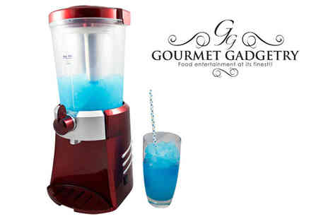 Pik-A-Pak - 3 in 1 Slush Maker - Save 25%