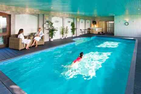 Hartland House Spa - Spa Package including Two Treatments and Prosecco - Save 46%