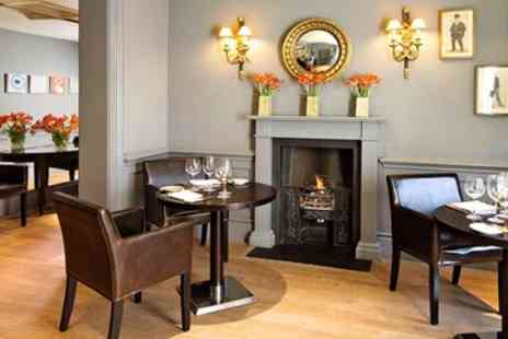 The Grange Hotel - Dinner and Bubbly for Two - Save 44%