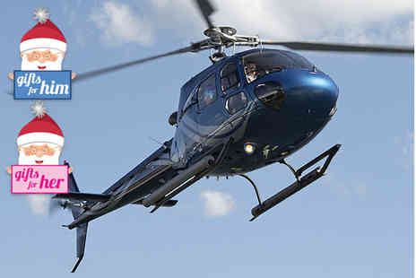 Activity Superstore - 25 mile city helicopter tour for two - Save 35%