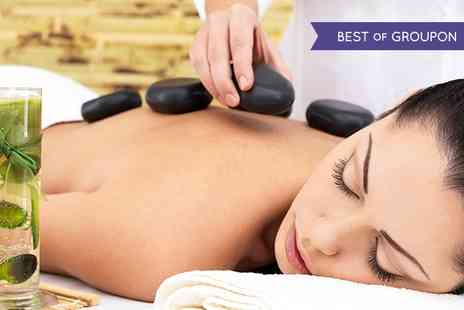 Sugar Rush - Choice of Massage or a Hot Stone Back, Neck and Shoulder and an Indian Head Masage  - Save 60%