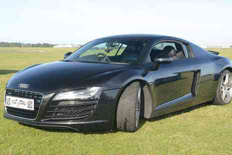 Experience  - Audi R8 Experience  - Save 0%