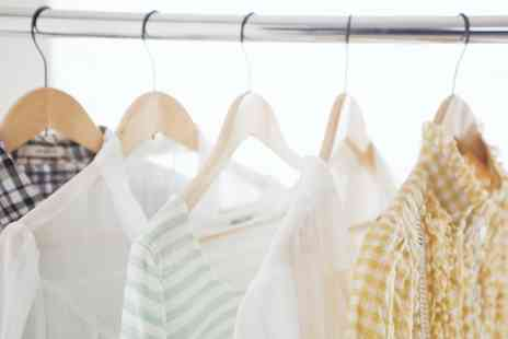 Finely Pressed Ironing - Up to £20 To Spend on Laundry Services  - Save 50%
