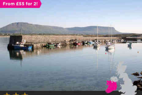 Pier Head Hotel - Overnight in Mullaghmore Coastal Break fro two with breakfast - Save 0%