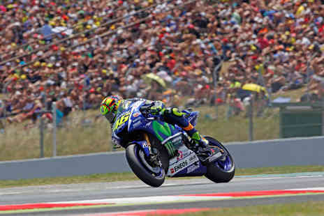 Europlayas - Two night Costa Brava break and three day Spanish Moto GP ticket - Save 0%