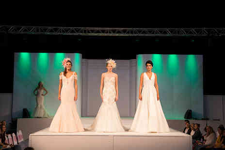 The National Wedding Show - Two tickets to The London ExCeL Wedding Show on 30th or 31st Jan 2016  - Save 47%