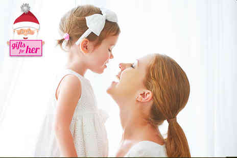 Studio 24 - Mother and daughter makeover photoshoot including 2 images on CD - Save 77%