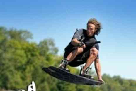 Liquid Leisure - Wakeboarding Experience With Tuition - Save 65%