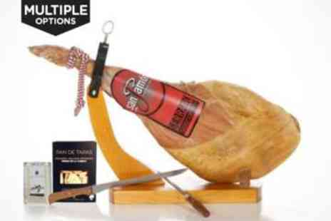 Festive Feast - Serrano Shoulder Or Ham - Save 50%