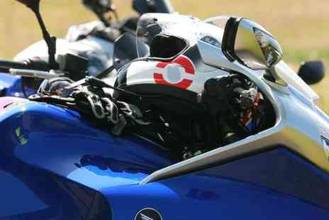 Get Cornering - Full Day Motorcycling Course for Up to Three - Save 58%