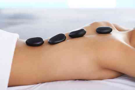 Pampering You Massage - Full Body Hot Stone or Aromatherapy Massage, or a Back, Neck and Shoulder Massage - Save 0%