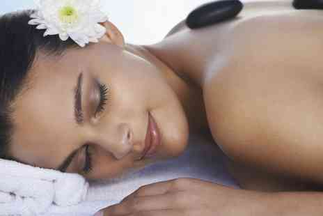 bounce hair and beauty - Full Body or Hot Stone Massage - Save 67%