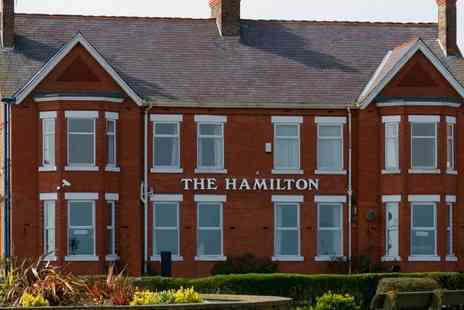The Hamilton Hotel - One or Two Nights stay For Two With Breakfast - Save 44%