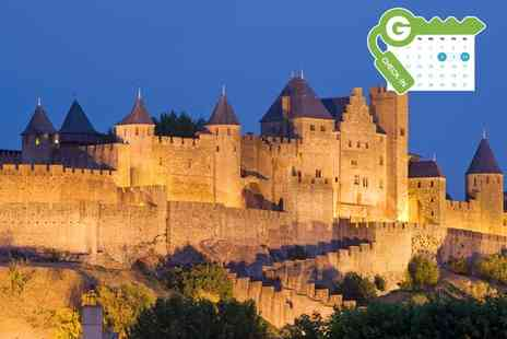 Groupon Voyages - Overnight  Stay For Two With Breakfast or Half Board  - Save 0%