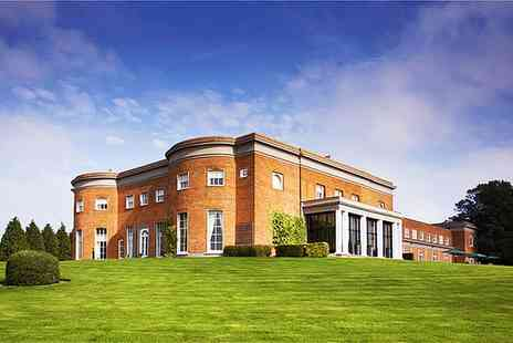 De Vere Venues Highfield Park - One or Two  Nights stay For Two With Breakfast With Option For Dinner And Wine - Save 0%