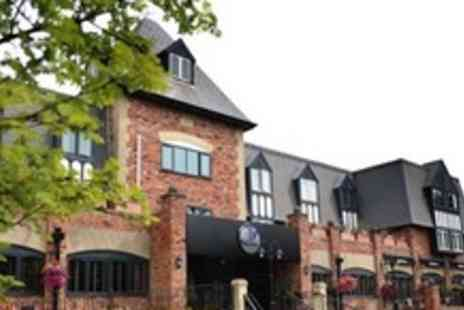 Village Hotel Manchester Cheadle - One Night Stay For Two With Three Course Dinner and Breakfast in Manchester - Save 50%