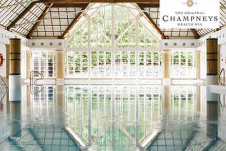 Champneys Forest Mere -  Overnight stay With complimentary robe and flip flop hire, and use of spa facilities  - Save 0%