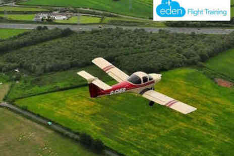 Eden Flight Training - Flight Experience - Save 50%