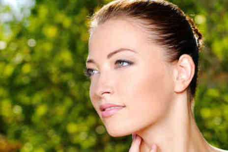 Harpal Clinic - Face and Jawline Skin Tightening Treatment  - Save 59%