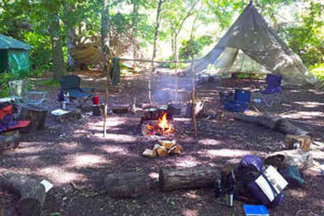 Sunrise Bushcraft Outdoor Academy - Outdoor Survival Course  - Save 66%