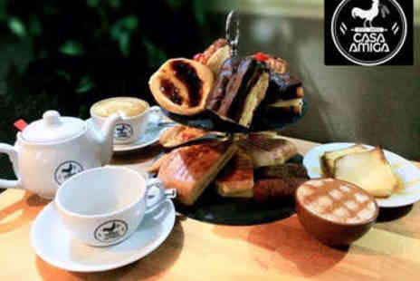 Casa Amiga - Portuguese Afternoon Tea - Save 0%