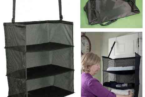 JEM Marketing & Fulfilment Services - Hanging Suitcase Shelves - Save 0%