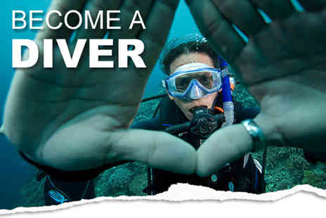 London School Of Diving -   90 minute scuba diving taster session for one   - Save 42%