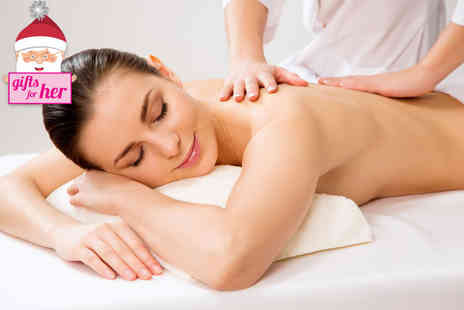 Vogue Institute - Hour long deep tissue or aromatherapy massage - Save 68%