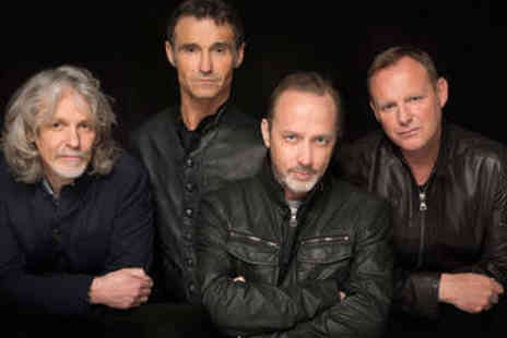 London Theatre Direct - Wet Wet Wet at The O2 Plus 2 Course Meal - Save 0%