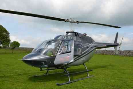 Adventure 001 - UK Heritage Helicopter Tour for One  - Save 0%