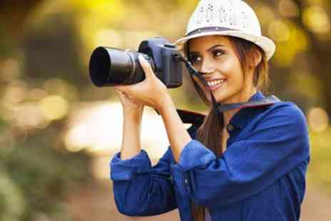 Leading Imagery - One Day Basic DSLR Photography Course for One or Two - Save 76%