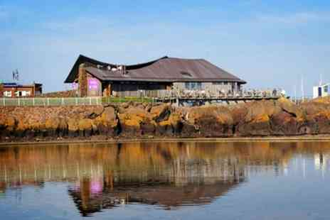 The Scottish Seabird Centre -  Entry To The Scottish Seabird Centre For Two or Family of Four  - Save 56%