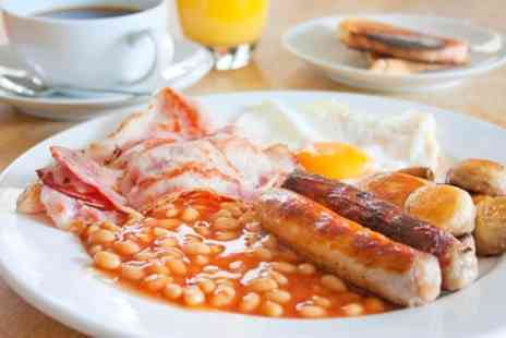 Cliftons Tea Room - English Breakfast for One, Two or Four - Save 23%