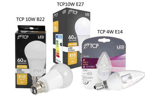 Allcam - Choice of Bright LED Bulbs - Save 61%